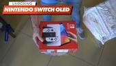 Nintendo Switch OLED-unboxing