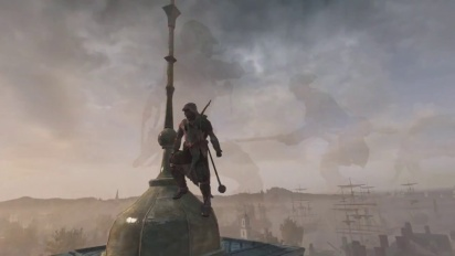 Assassin's Creed III: The Tyranny of George Washington - The Betrayal Trailer