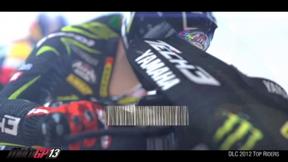 MotoGP 13 - Pre-Order DLC Announcement Trailer