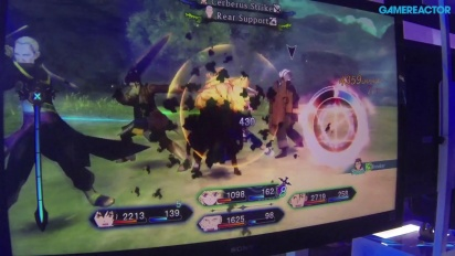 E3 13: Gameplay - Tales of Xillia