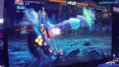 E3 13: Gameplay - Tekken Revolution