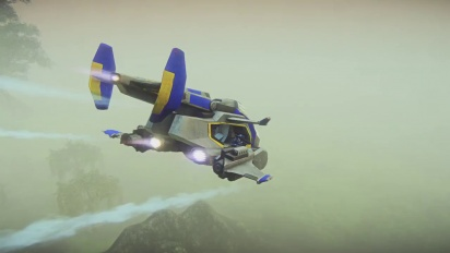 Planetside 2 - Valkyrie Trailer