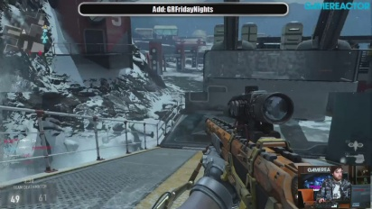 GRTV Live: GR Friday Nights - CoD: Advanced Warfare 27/3-15
