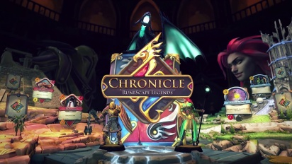 Chronicle: RuneScape Legends - trailer
