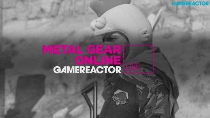 GRTV Live: Metal Gear Online