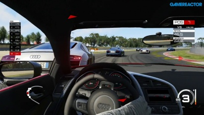 Gameplay: Assetto Corsa - Audi R8 i Barcelona