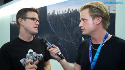 Watch Dogs 2 - Dominic Guay-intervju