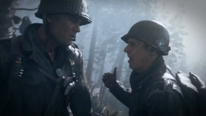 Call of Duty: WWII - Meet Pierson