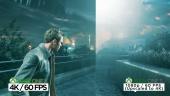 Quantum Break - Vi sammenligner spillet på Xbox One X og Xbox One S
