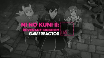 Livestreamreprise- Ni no Kuni II sideoppdrag