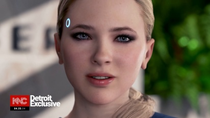 Detroit: Become Human - intervju med Chloe