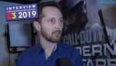 Call of Duty: Modern Warfare - Taylor Kurosaki-intervju