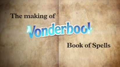 Wonderbook: Book of Spells - Making of Developer Diary #3