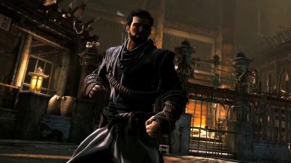 Batman: Arkham Origins - Initiation DLC Trailer