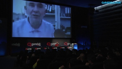 Peter Molyneux - Presentasjonn, Q&A og Studio-besøk hos 22Cans