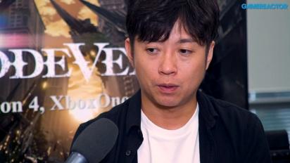 Code Vein - Intervju med Keita Iizuka & Hiroshi Yoshimura