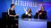 Battlefield V - intervju med Ryan McArthur og Nathalie Ek