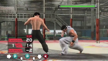Virtua Fighter 5: Final Showdown - Tutorial Video #5