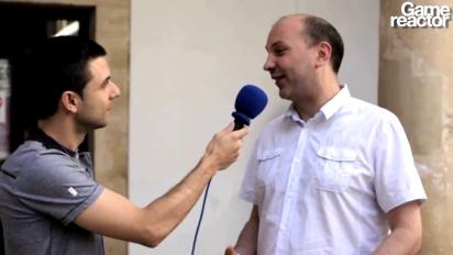 Play Fest: Richard Jacques-intervju