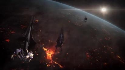 Mass Effect Trilogy - Launch Trailer