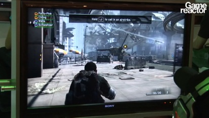 E3 10: Socom 4 gameplay