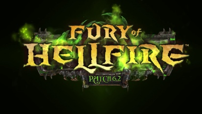 World of Warcraft - Patch 6.2: Fury of Hellfire Trailer