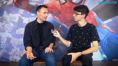 Spider-Man - Jon Paquette Interview