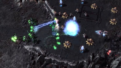 Starcraft II - Co-op Commander Preview: Zeratul