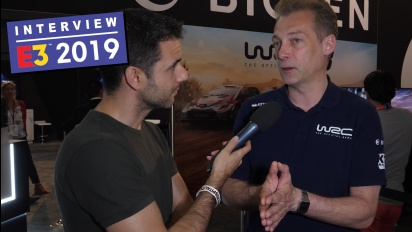 WRC 8 - Alain Jarniou Interview