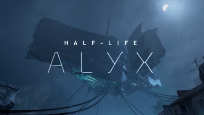 Half-Life: Alyx - Announcement Trailer