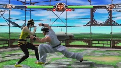 Virtua Fighter 5: Final Showdown - Tutorial Video #6