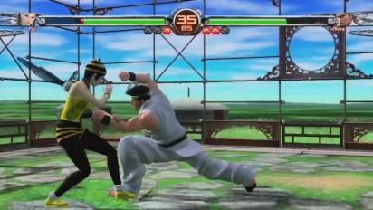 Virtua Fighter 5: Final Showdown - Tutorial Video #6