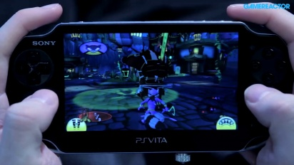 Gameplay: PS Vita - Sly Cooper: Thieves in Time #1