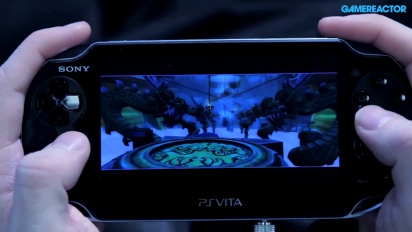 Gameplay: PS Vita - Sly Cooper: Thieves in Time #2