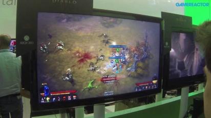E3 13: Gameplay - Diablo III (Xbox 360)