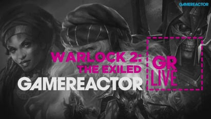 GRTV Live: Warlock 2: The Exiled