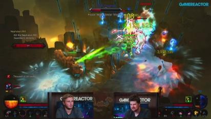 GRTV Live: Diablo III: Ultimate Evil Edition livestream