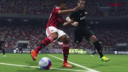 Pro Evolution Soccer 2015 - Game Modes Trailer