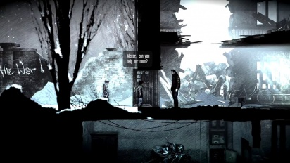 This War of Mine - The Things That Takes Us Back - Gameplay Trailer