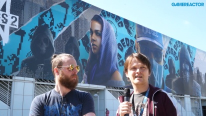 E3 16-videoblogg: Ubisofts pressekonferanse