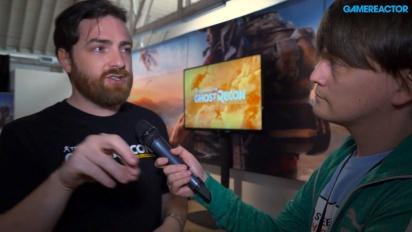 Ghost Recon: Wildlands - Dominic Butler-intervju