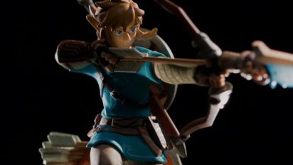 The Legend of Zelda: Breath of the Wild - Amiibo Trailer