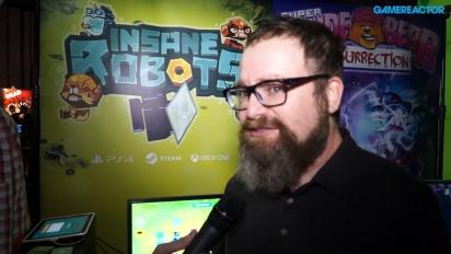 Insane Robots - Intervju med Rob Davis