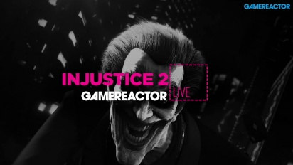 GR Live sjekker ut historien i Injustice 2