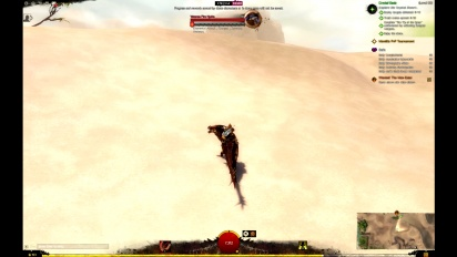 Guild Wars 2 - Vi tester mounts i Path of Fire