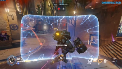 Overwatch - Noob Guide #3 (Tank)