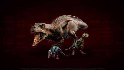 Jurassic World Evolution - Carnivore Dinosaur Pack Trailer