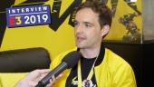 Cyberpunk 2077 - Paweł Sasko-intervju