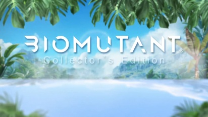 Biomutant - Collector's Edition Trailer