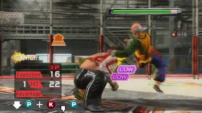 Virtua Fighter 5: Final Showdown - Tutorial Video #4